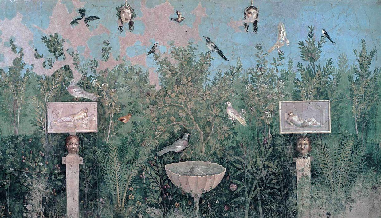 BRIDGEMAN IMAGES - House of the golden bracelet, Pompeii