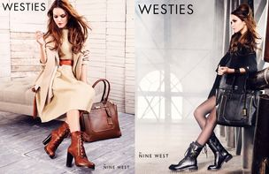 Wastes by Nine West campaign