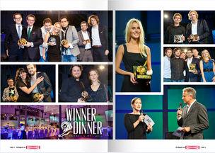 Winner Dinner Report 2012