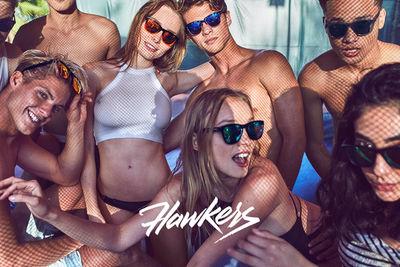 HUNTER & GATTI for Hawkers
