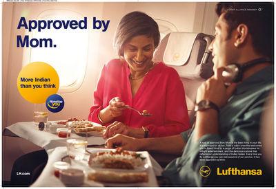 BIGOUDI: Jürgen Zimmerstädt, Foodstyling,  für Lufthansa