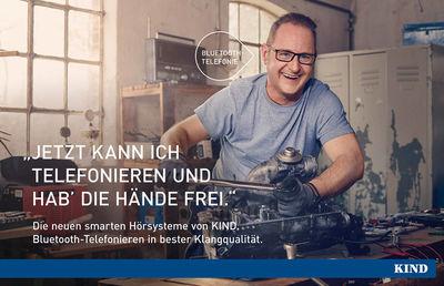 KLAUS STIEGEMEYER: Jan Kopetzky for KIND