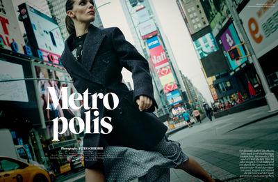 'Metropolis' by PETER SCHREIBER