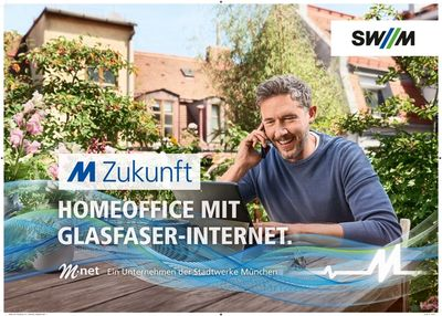 NEVEREST for Stadtwerke München / Smart City Campaign