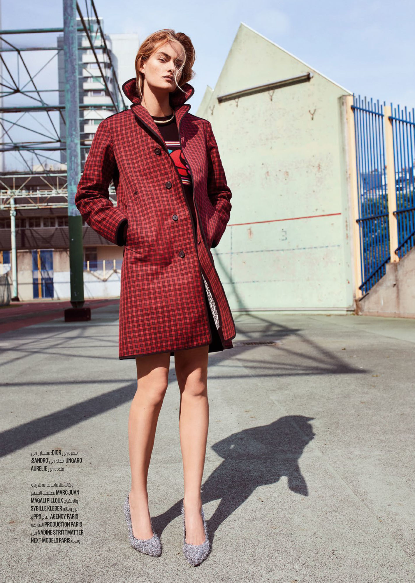 JPPS CREATIVE PRODUCTIONS for VOGUE ARABIA