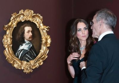 GOSEE VIP: Her Royal Highness The Duchess of Cambridge visiting Turner Contemporary, London