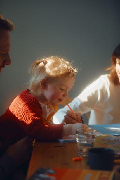 Felix Wittich, Family, Personal Work