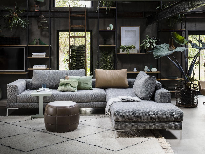Interior design kampagne für den niederländischen designmöbel