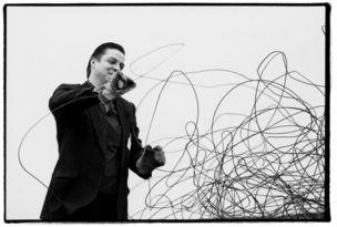 SMKP - Faszinierende Dokumente : Benjamin Katz, Ausstellung Bilderstreit, Rheinhallen der Messe Köln, 1989