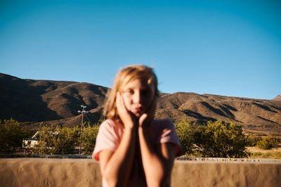 'Little Karoo Kids' by JULES ESICK c/o MARLENE OHLSSON PHOTOGRAPHERS