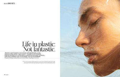 BIGOUDI Kate Mur für Vogue Portugal