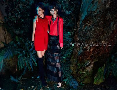 HUNTER & GATTI for BCBGMAXAZRIA - Once upon a time