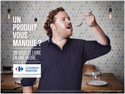 COSMOPOLA - MARC THIROUIN - Carrefour Campaign