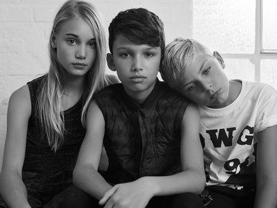 Ciff Kids by Achim Lippoth