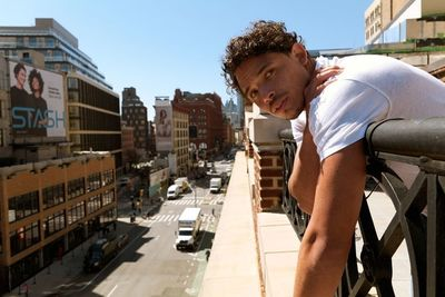"""TIGHTROPE PRODUCTION produced story for ELLE US and summer move """"In The Heights"""""""