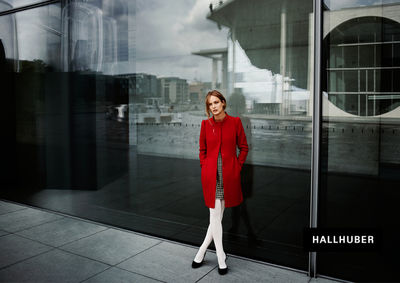 JANVIER BURGER & STASCH for HALLHUBER F/W 2013