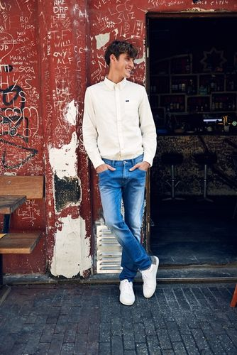 LEE JEANS EUROPE SS15