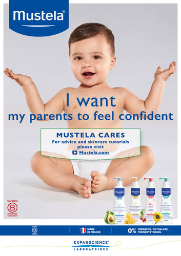 Mustela Campaign by Achim Lippoth