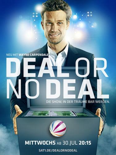 STAUDINGER+FRANKE for PRO7SAT1 MEDIA AG / Deal or no Deal