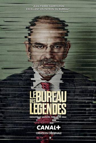 Billy & Hells for Canal+ Le Bureau des Legendes
