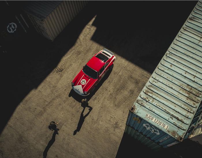 PATRICK CURTET - PORSCHE 911