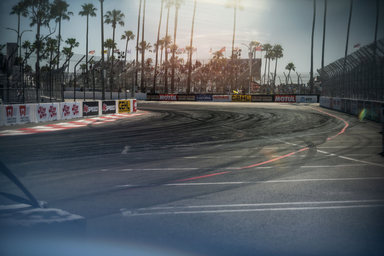 "SEVERIN WENDELER: TRANSPORTATION SPECIAL ""Long Beach Grand Prix"" Photo by Lisa Linke c/o Severin Wendeler"