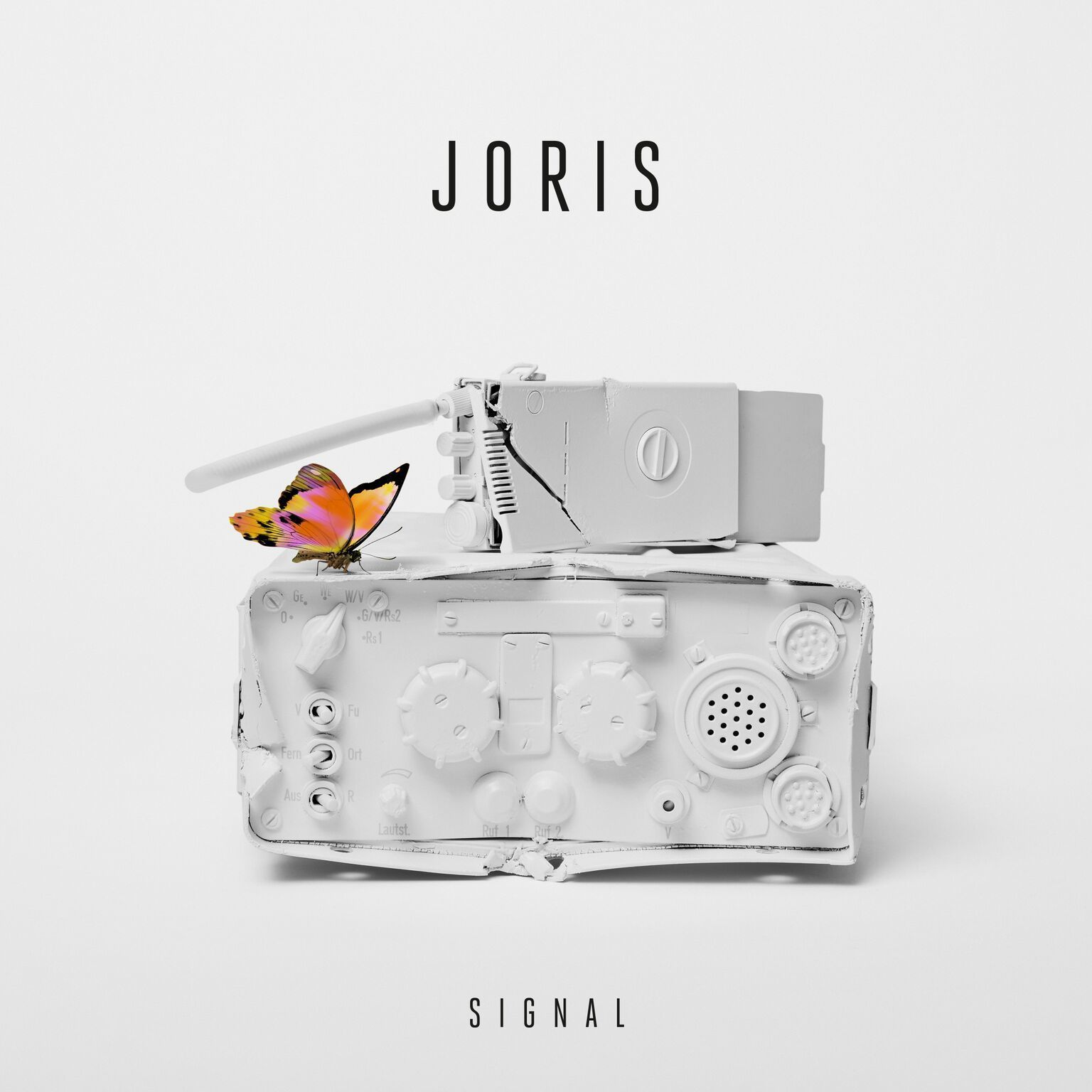 EYECANDY für Joris | Kunde: Joris/Four Music | Agentur/Artwork: Zentrale Berlin
