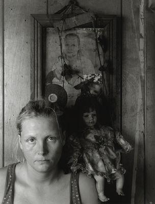 Shelby Lee Adams : Salt & Truth - Barbara, 2010