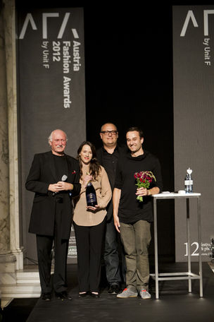 UNIT F / GOSEE : EDITORIALAWARD 2012