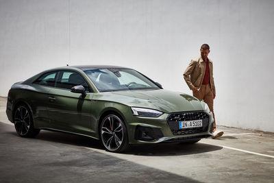 KLAUS STIEGEMEYER: Juergen Berderow und Claudia Scholtan für Audi