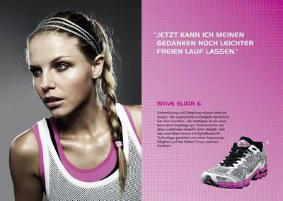 STEFAN SCHUETZ for MIZUNO SPORTS