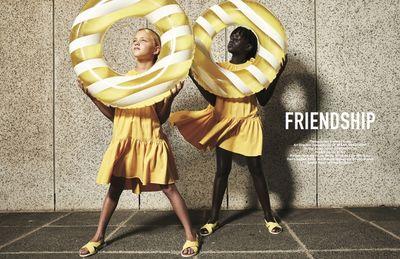 'Friendship' NATASSCHA GIRELLI for HOOLIGANS MAGAZINE