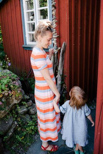 WILDFOX RUNNING: Marlen Mueller with 'Summer in Sweden'