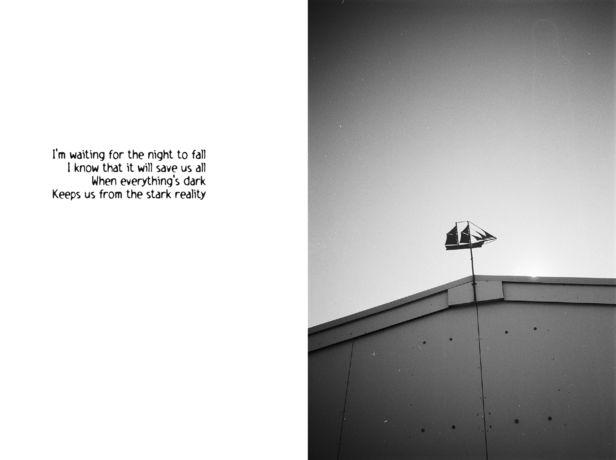 "UPFRONT PHOTO & FILM GMBH: Sven Sindt ""Waiting For The Night"""