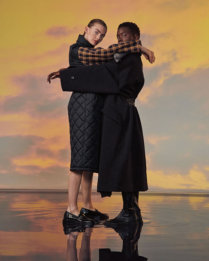 NINA KLEIN, Cosulting: Elke Dostal, Styling: Marcello Bona for Stylebop by Andreas Ortner