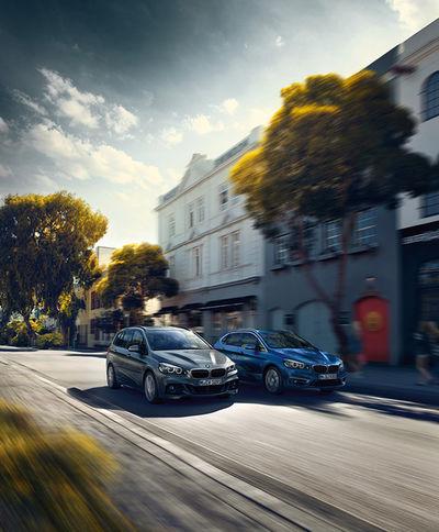 ALBERT BAUER STUDIOS : BMW F45 / F46 Location Images