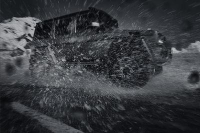 SEVERIN WENDELER: Mercedes Benz G-Class - Photography by Agnieszka Doroszewicz c/o Severin Wendeler