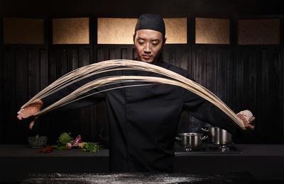 Per Schorn fotografiert für Nissin foods, Mainworks übernimmt das Retouching