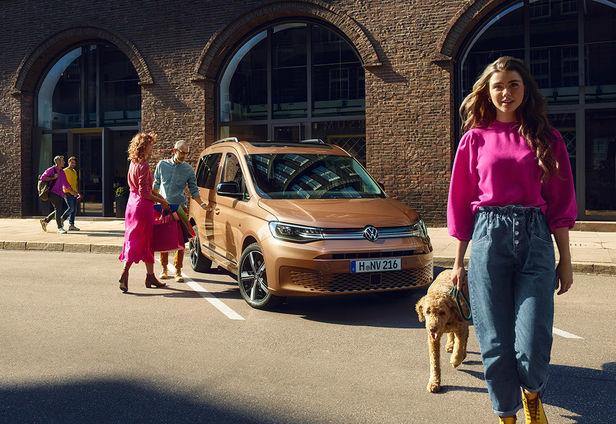 BIGOUDI für VW CADDY