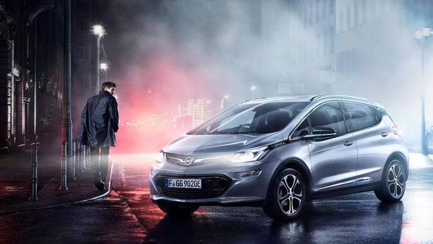 V8 FILMPRODUKTION BERLIN - Opel Ampera E Spot