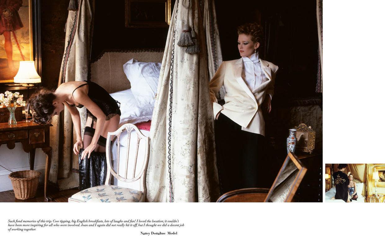FILMSCAPES - fashion & celebrity photographer DENIS PIEL shows his iconic images