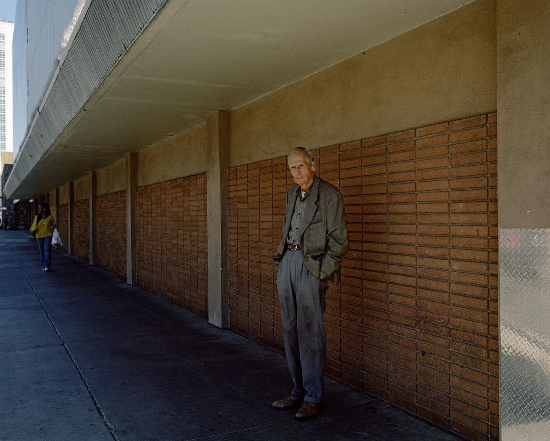 JEAN-LUC BERTINI: AMERICAN SOLITUDES - Las Vegas, Nevada, 2015.