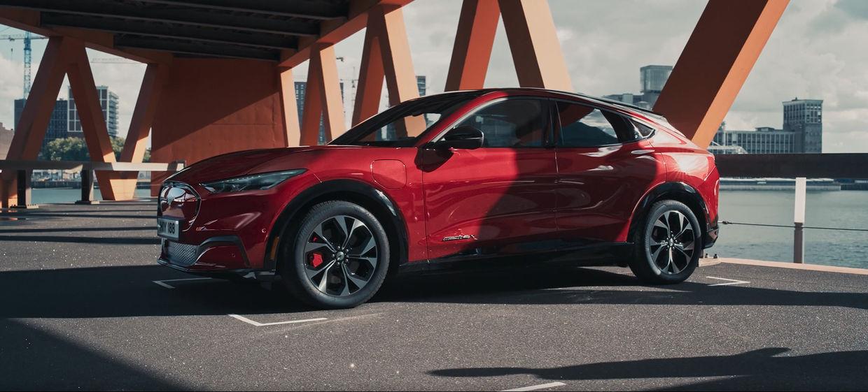Ford Mustang Mach-E // New Work - film stills