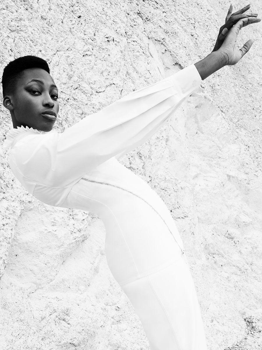 OFFENBLENDE:Kathleen für Vogue Portugal