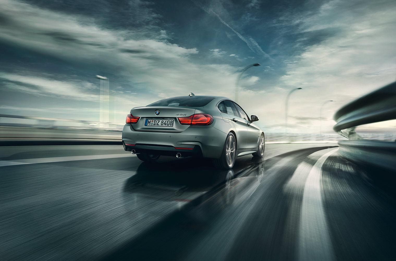 BMW 4series campaign / FRITHJOF OHM & PRETZSCH