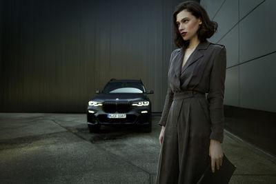 """BMW """" The X7"""" Edition Dark Shadow shot by Konrad J. Schmidt   post by STEPHANIE WENCEK"""