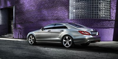 IGOR PANITZ PHOTOGRAPHY: Mercedes CLS