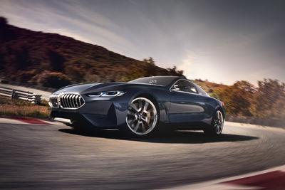 """SEVERIN WENDELER: """"BMW 8 SERIES"""" by Agnieszka Doroszewicz"""