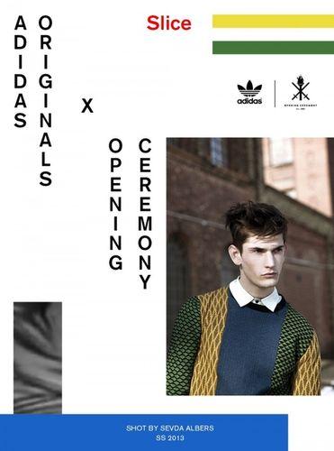 Adidas x Opening Ceremony