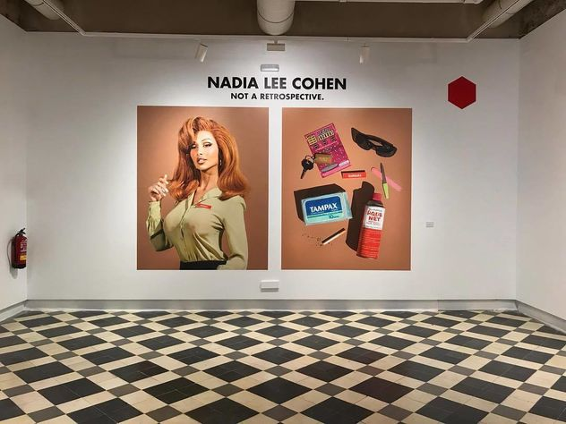Nadia Lee Cohen : Not a Retrospective  (February 22  – May 12, 2019, La Térmica, Malaga/Spain)